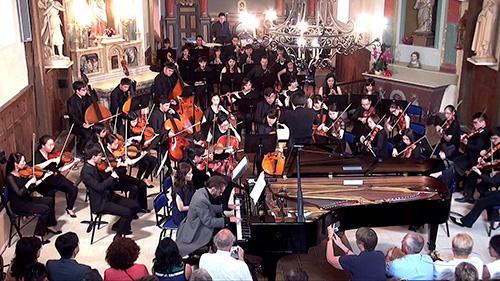 Rencontres musicales irlandaises tocane 2017
