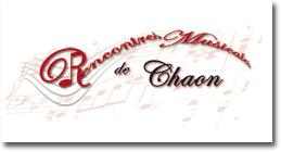 rencontres musicales de chaon Les rencontres musicales de chaon organiser, promouvoir une manifestation musicale annuelle à chaon et de rechercher des financements publics et privés afin de.