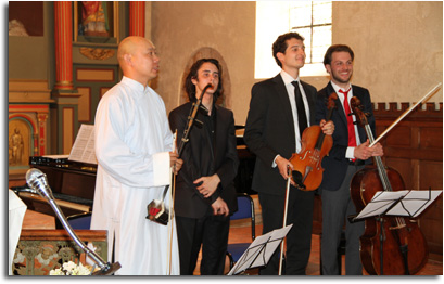 rencontres musicales ardeche Chambéry